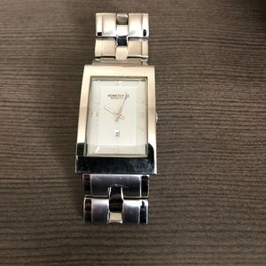 Kenneth Cole Reaction Square Face watch